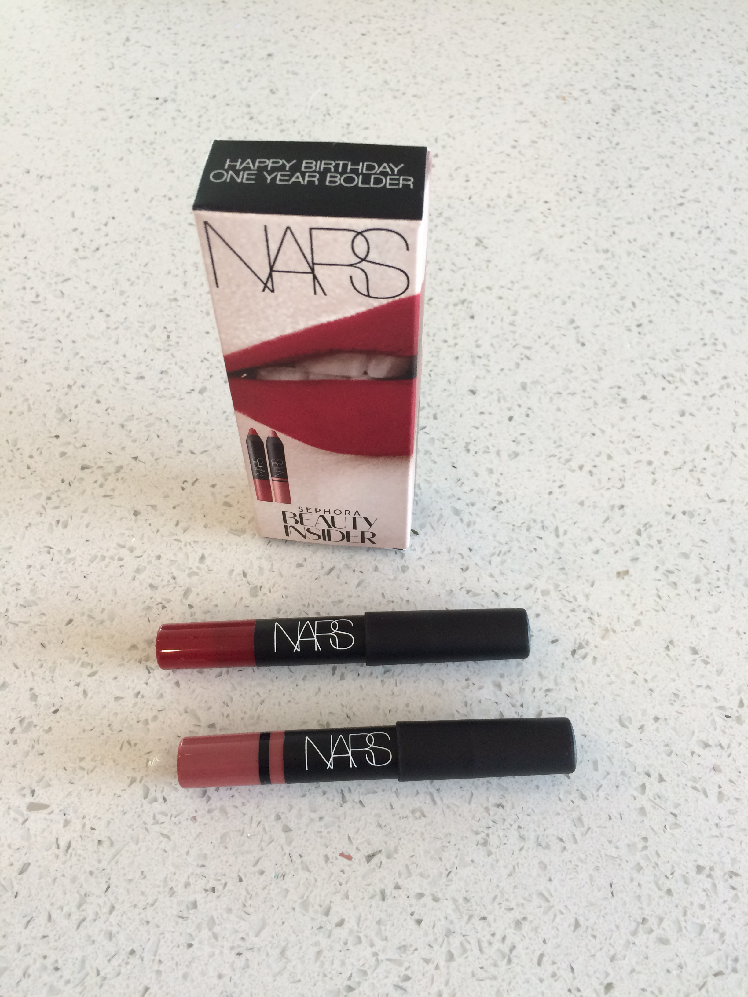 Sephora And My Free Nars Gift Review How To Be Myself