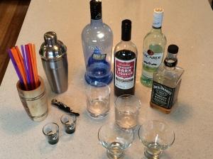 starting a bar