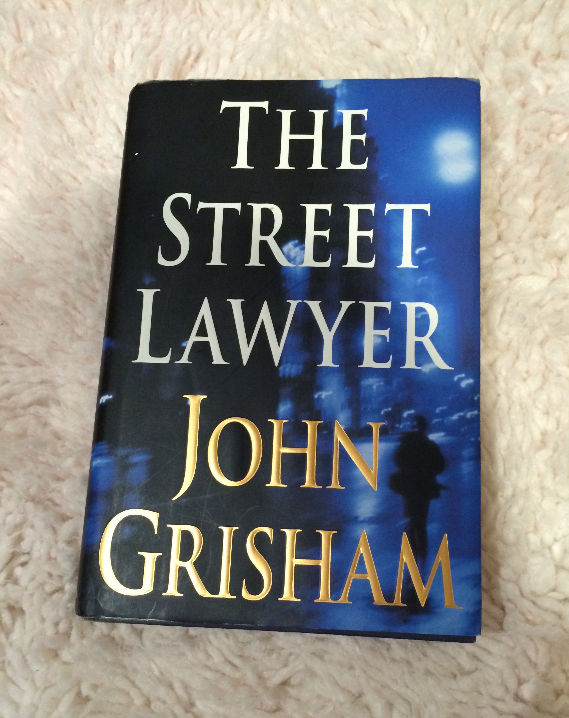 the street lawyer The street lawyer opens with a dramatic jolt a homeless man wanders into a  pricey washington, dc, law firm and takes nine of its 400.