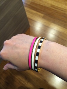 Kate Spade Idiom Bracelets