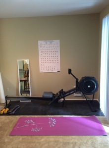 work out area