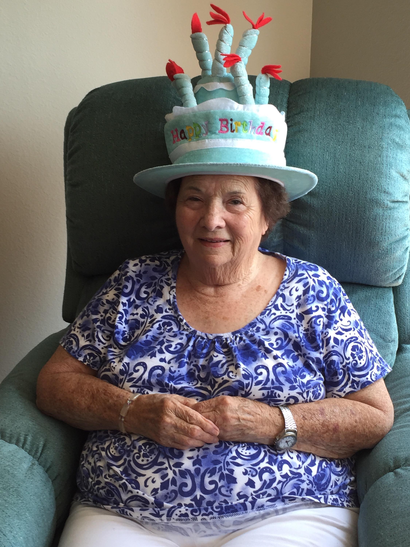 grandma gladys