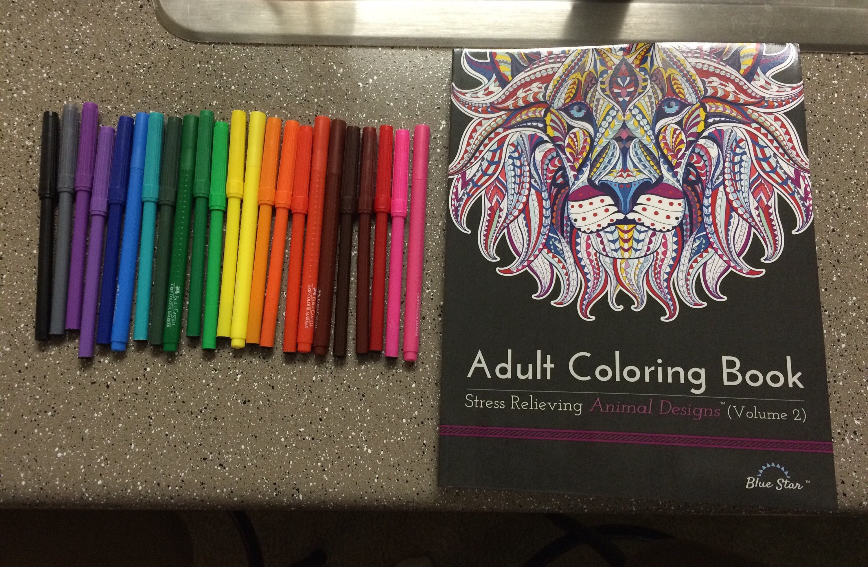 - Adult Coloring Books – How To Be Myself