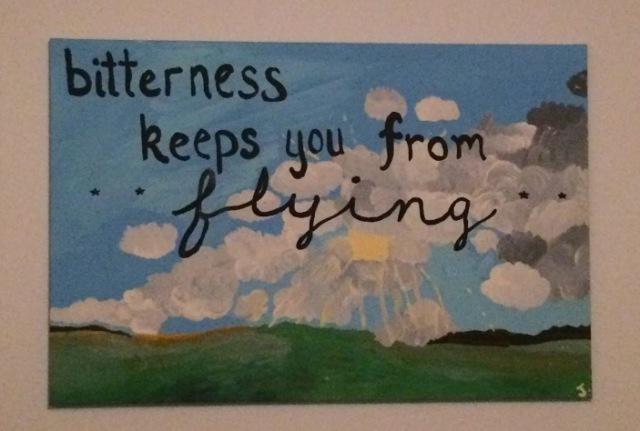 painting by Jillian